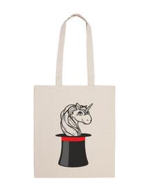 bolsa de algodón 100 unicorno_tote