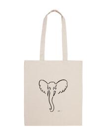 bolsa de elefante