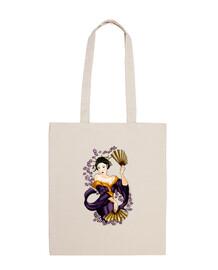 bolsa de geisha