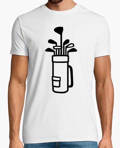 Camiseta bolsa de golf