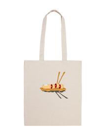 bolsa de sushi