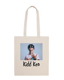Bolsa de tela Kidd Keo, color natural