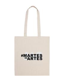 Bolsa de tela #MartesDeArtes