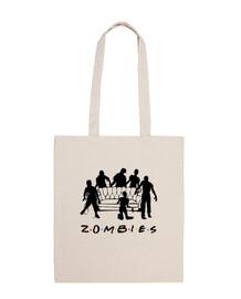 Bolsa de tela Zombies