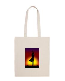 Bolsa del árbol yoga