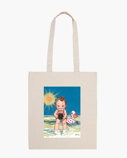 Bolsa día de playa