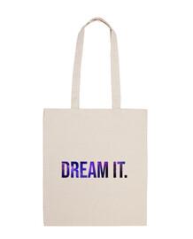 Bolsa Dream It