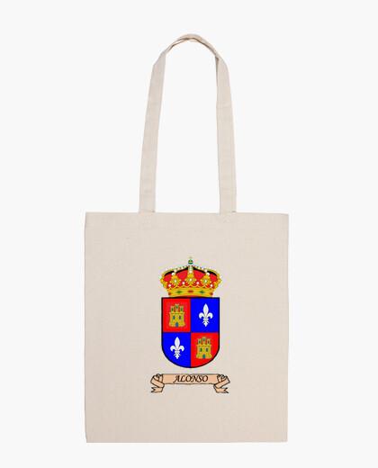 Bolsa Escudo Apellido Alonso