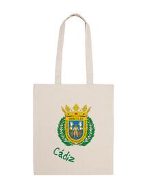 Bolsa Escudo de Cádiz
