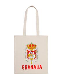 Bolsa Escudo de provincia de granada