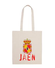 Bolsa Escudo de provincia de Jaén