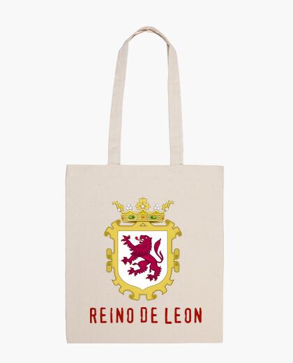 Bolsa Escudo del Reino de León