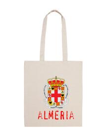 Bolsa Escudo Provincia Almería