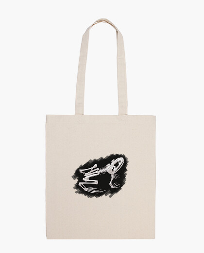 Bolsa Esqueleto de rana