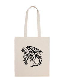Bolsa Evil Dragon Tribal