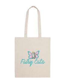 Bolsa Fairy Cats