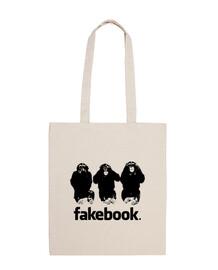 bolsa fakebook