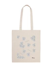 Bolsa Flores de Violetas