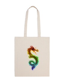 Bolsa Funda Iphone Rainbow Dragon