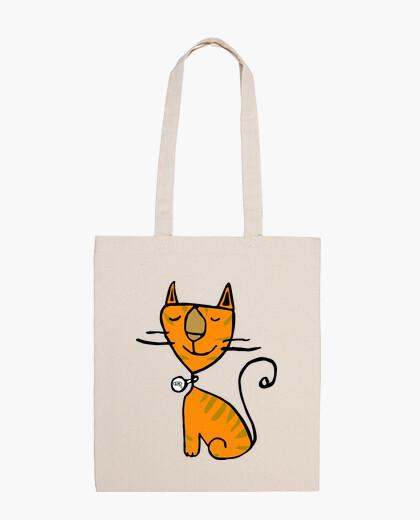 Bolsa Gato feliz