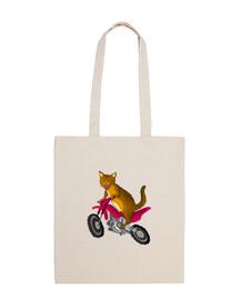 Bolsa gatocross