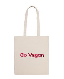 Bolsa Go vegan frambuesas