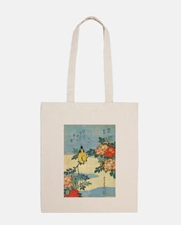 Bolsa lienzo japonés