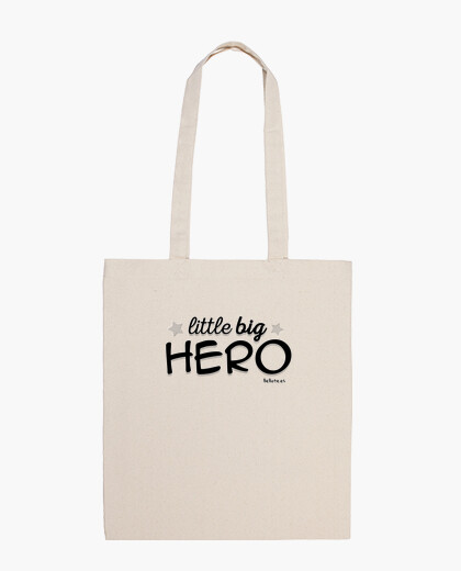Bolsa Little big HERO @shopbebote