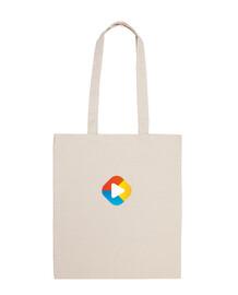 Bolsa logo 3 colores