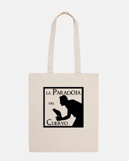 Bolsa Logo La Paradoja del Cuervo