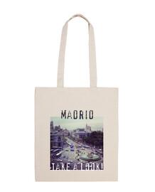 Bolsa Madrid a vista de pajaro