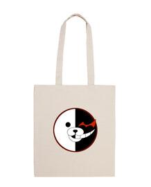 Bolsa Monokuma Logo