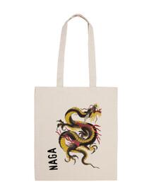Bolsa Naga Oriental