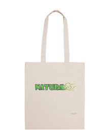 Bolsa Natura viento hojas