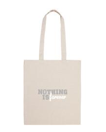 Bolsa Nothing Is Forever