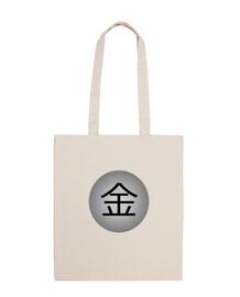 Bolsa Para el Hombro Kanji (Dinero)