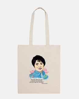 Bolsa Rosalía de Castro, Mónica Jiménez Art