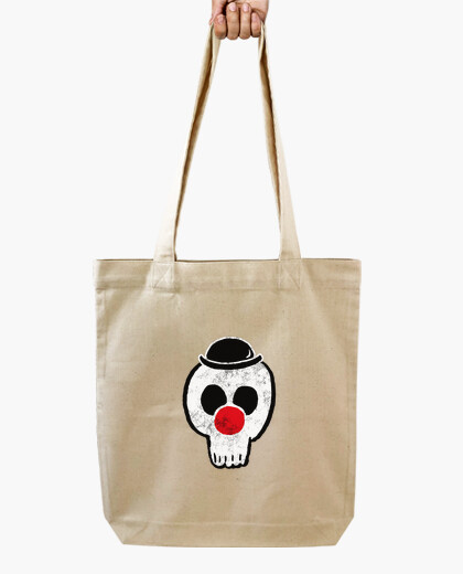 Bolsa Skeleton Clown