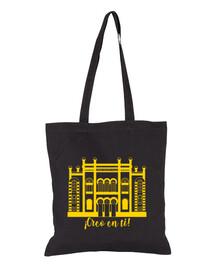Bolsa Teatro Falla Creo en ti Amarillo
