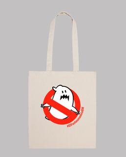 Bolsa tela El Fantasma de la EM
