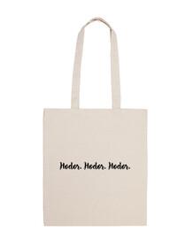 Bolsa tela Hodor 100% algodón
