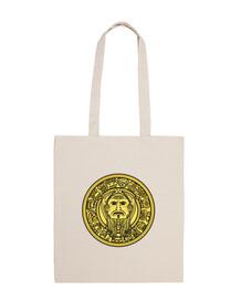 Bolsa tela, Moneda Maya