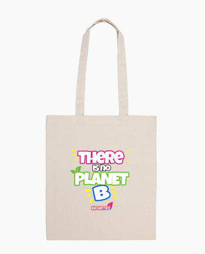 Bolsa There is No Planet B by Nadurines