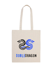 Bolsa Tribal Doble Dragon