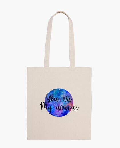 Bolsa Tu eres mi universo