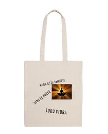 Bolsa Yoga rayos de luz