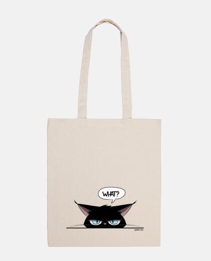 Bolsagrumby black cat
