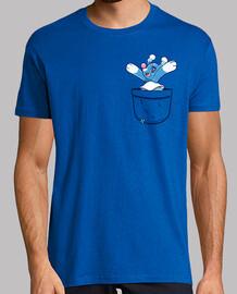 bolsillo brionne - camisa de hombre