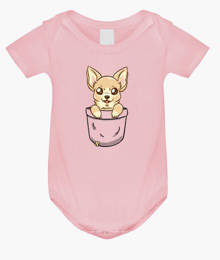 Ropa infantil bolsillo chihuahua