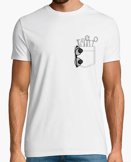Camiseta Bolsillo dentista